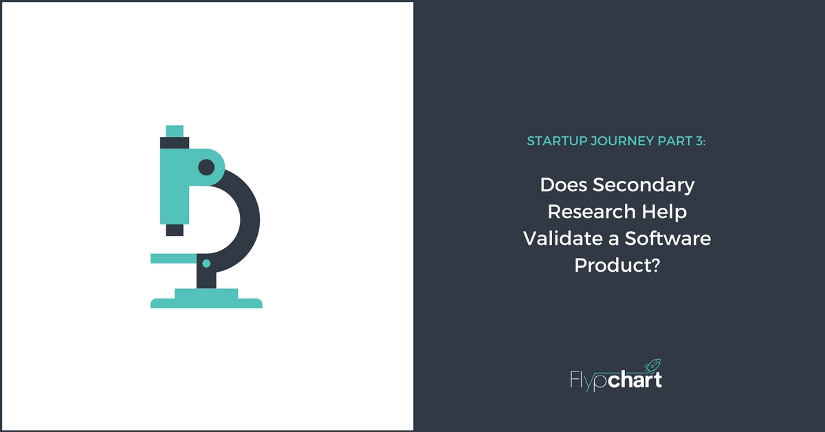 Does Secondary Research Help Validate a Software Product-