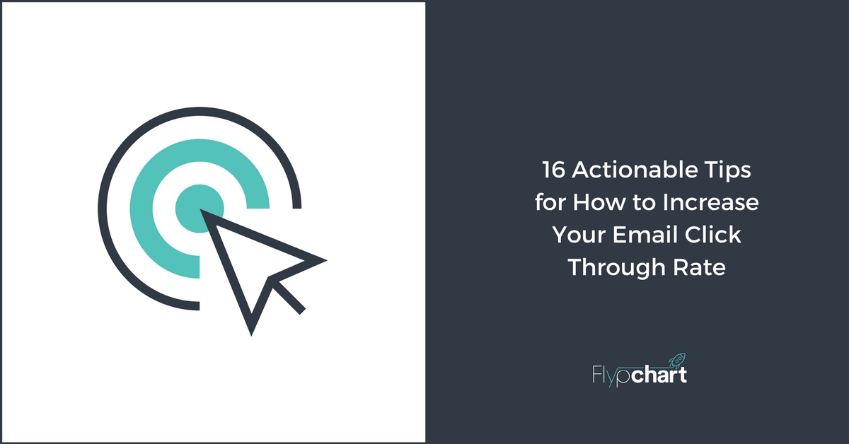16 Actionable Tips for How to Increase Your Email Click Through Rate