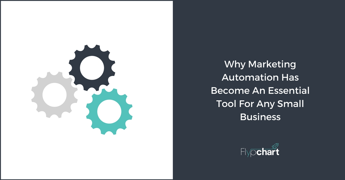 Why Marketing Automation Has Become An Essential Tool For Any Small Business