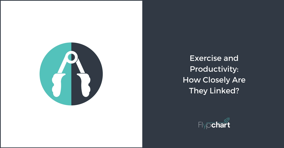 Exercise and Productivity- How Closely Are They Linked