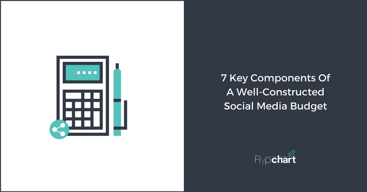 7 Key Components Of A Well-Constructed Social Media Budget