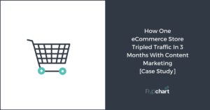 How One eCommerce Store Tripled Traffic In 3 Months With Content Marketing