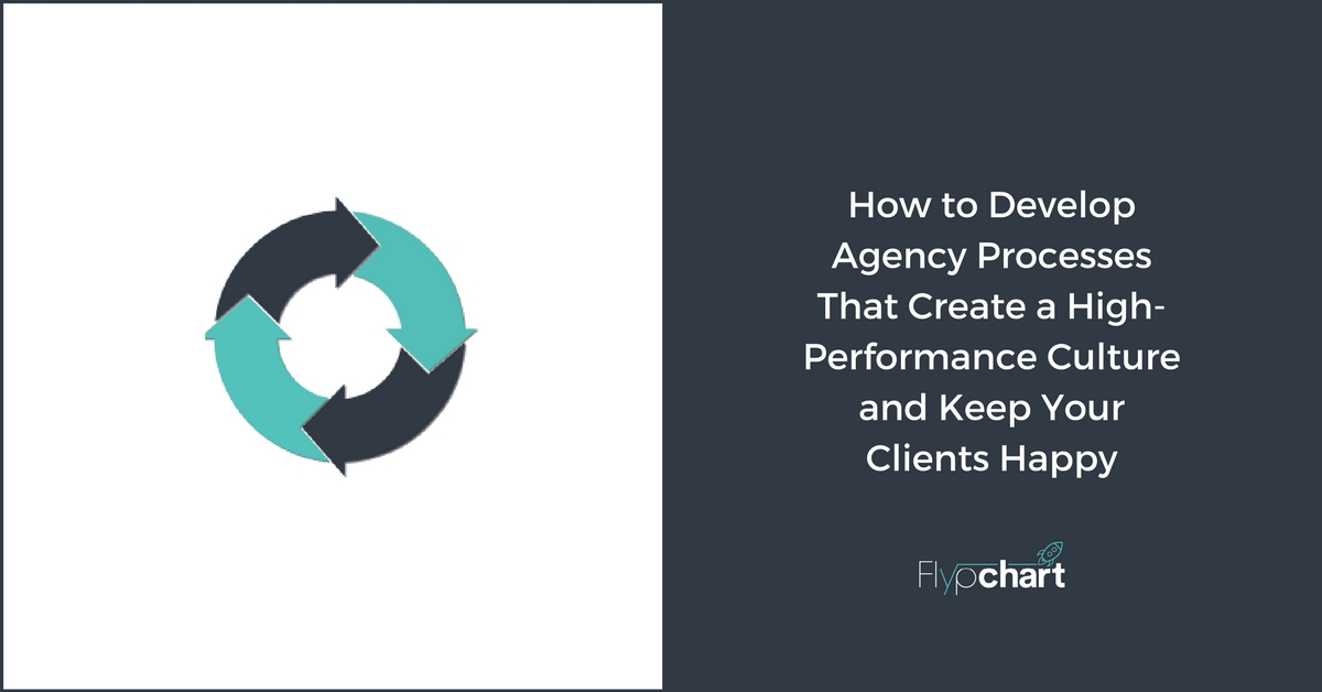 How to Develop Agency Processes That Keep Your Clients Happy