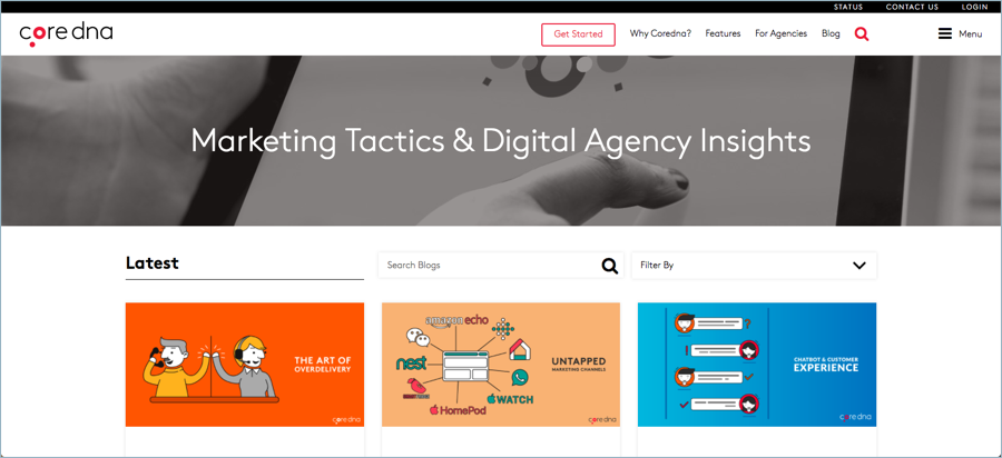 CoreDNA - Best Digital Marketing Blogs