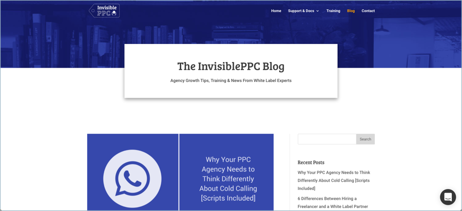 InvisiblePPC - Best Digital Marketing Blogs