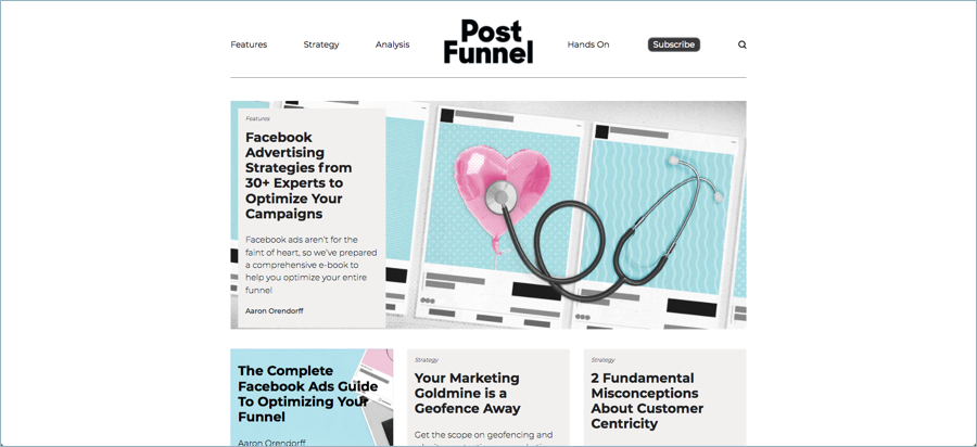 Post Funnel - Best Digital Marketing Blogs